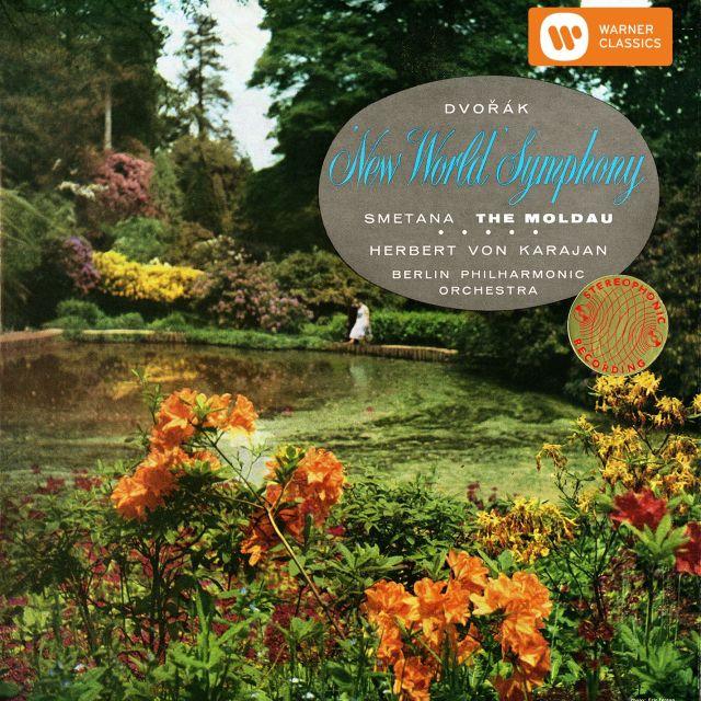 Herbert von Karajan - Dvorak Symphony No. 9 - Smetana Die Moldau のコピー