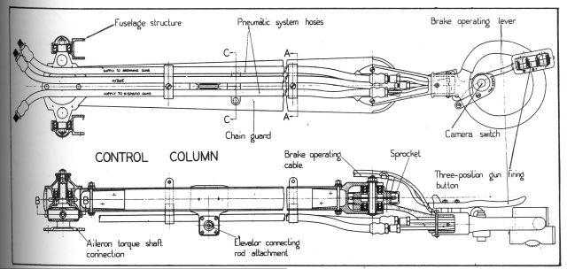 SpitfirecontrolstickDWG
